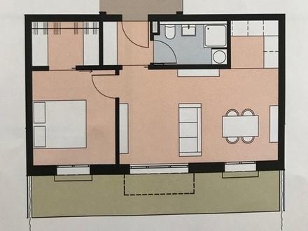 2 ZKB ca. 55 m² 06/19 600,- 150,- inkl. SMÜ Zentr., Erstbez., Bj. 2019,...