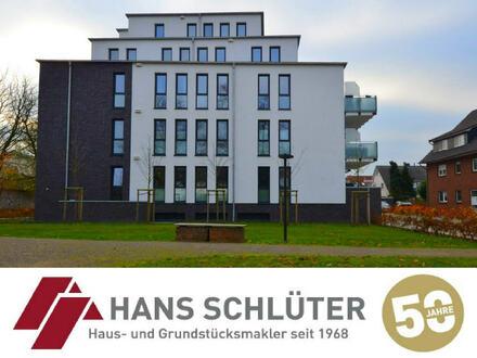 NEUBAU! Erstbezug: Barrierefreie 3-Zimmer-Wohnung mit Südbalkon in gefragter Lage von Alt-Osterholz!!