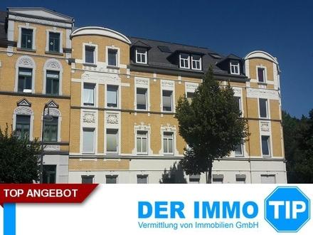 2-Raum-Wohnung in bester Chemnitzer Kassberg-Lage zu vermieten