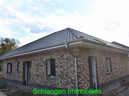 Objekt Nr: 20/924 Neubau - ohne zusätzliche Käuferprovision - Walmdachbungalow im Seemannsort Barßel