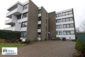 Große, helle Eigentumswohnung mit Garage in Bocholt-Stenern