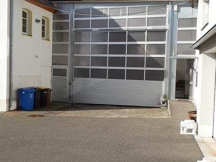 Produktions-/Lagerflächen im Erdgeschoss zu vermieten