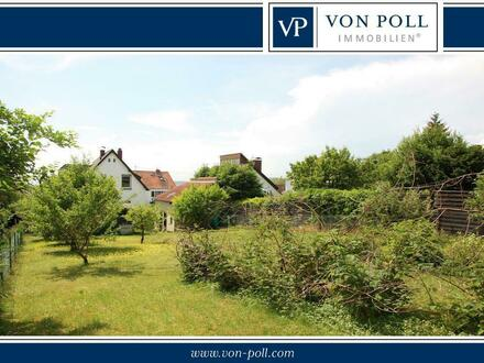 Attraktives Grundstück in Bestlage zur Bebauung einer Neubauvilla oder eines Zweifamilienhauses