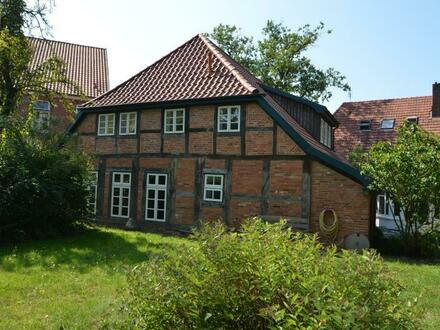 """Rarität: Kulturhistorisches Juwel (""""Willers-Haus"""") für Gewerbetreibende im Herzen von Kirchhatten"""