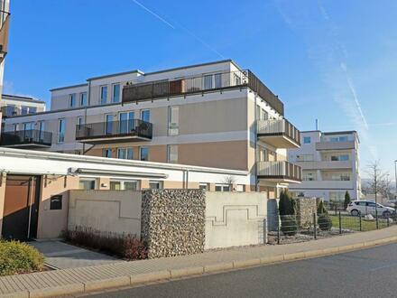 TOP! Hochwertige, barrierefreie 2 1/2 Zi.-ETW mit 2 Terrassen, EBK und Tiefgarage