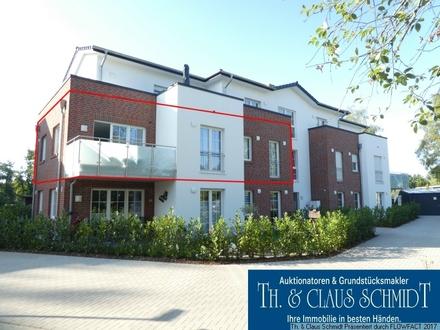 Exkl. Eigentumswohnung mit Bad en Suite, Gästebad und Carport nur 5 min. bis zum Zwischenahner Meer