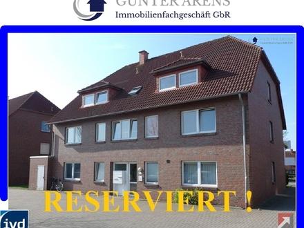 Anlageobjekt! Eigentumswohnung mit Balkon am Stadtrand von Westerstede!