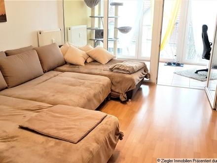 Hübsche, sonnige Wohnung in beliebter Wohnlage von Schwetzingen