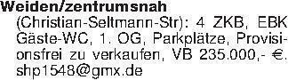Weiden/zentrumsnah (Christian-...