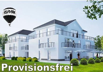Von Ihrem neuen Penthouse spazieren Sie in 5 min zum Marktplatz in Cloppenburg