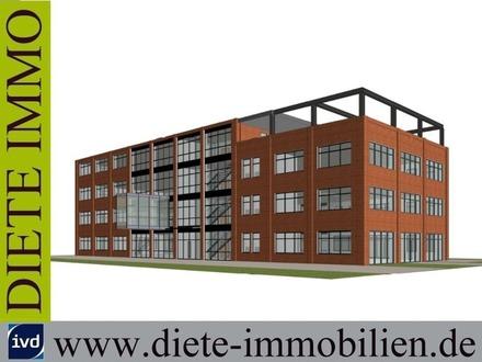 Neubau Büro-/Praxisflächen in attraktiver Sichtlage von Schloß Holte; direkt neben xsports