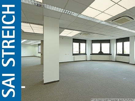 Große Räume für große Ideen!