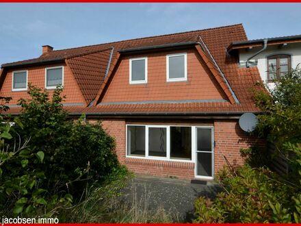 Gepflegtes und praktisches Reihenmittelhaus in ruhiger Südlage von Taarstedt
