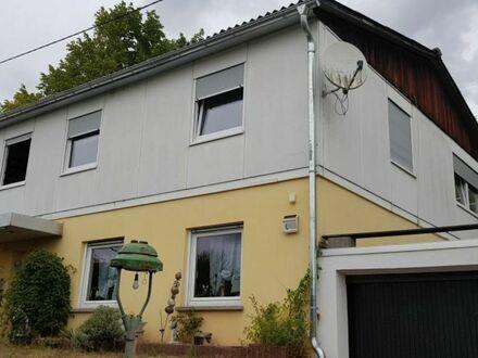 gepflegtes Ein- bis ZFH mit großem Garten in Gutenberg bei Bad Kreuznach zu verkaufen