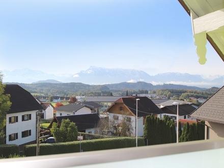 2-Zimmer-Wohnung-Elixhausen bei Salzburg-Aussicht