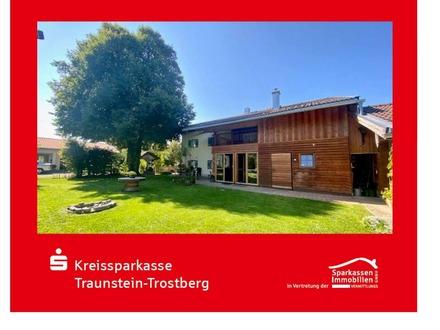 renoviertes Bauernsacherl in Marquartstein