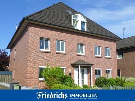Fußläufig in die Oldenburger Innenstadt! Renovierte 2-Zimmer-Erdgeschosswohnung mit Loggia