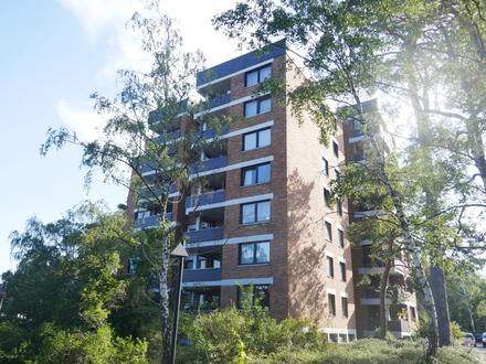 Appartement im Ortskern mit Loggia im 7.OG