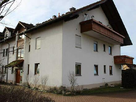 schöne 3-ZKB Wohnung mit eigenem Garten!