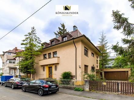 Neuwertige 3-Zimmer-Erdgeschosswohnung in bester Lage von Stuttgart-West