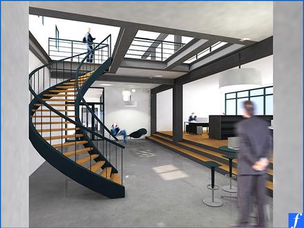 WERK 1 * Kombi-Einheiten aus Büro- und Multifunktionsflächen