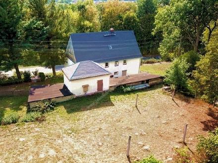 Schönes sanierungsbedürftiges Haus in Flöha