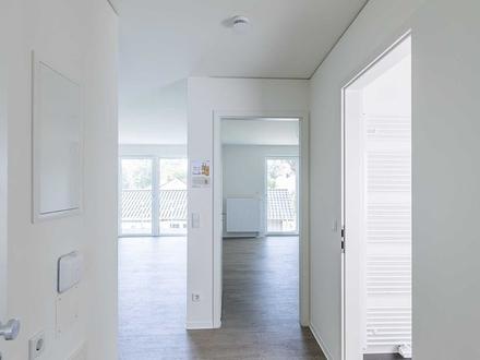 Nur mit WBS: Erstbezug im Neubau-Wohnquartier