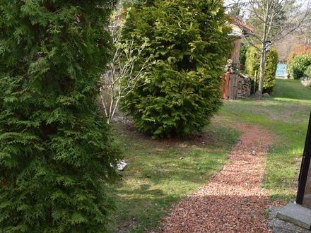 Ein Wochenendhaus mit Nebengebäude für Sommer und Winter nahe Bad Dürkheim!