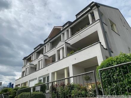 Elegante 2-Zimmer-Wohnung mit Terrasse in BA - Nähe Klinikum