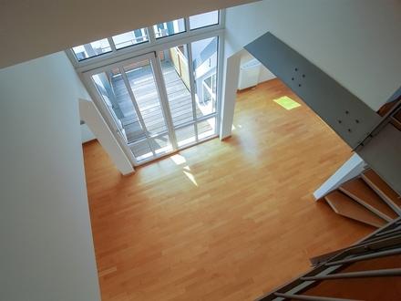 //Maisonettewohnung //Balkon //3,5-Zimmer //Tiefgarage //BJ 2004 //frei //Besichtigung 22.07.2018