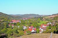 Matzenbach wurde aus drei Dörfern gebildet