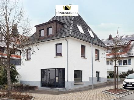 Modernes Wohn- und Geschäftshaus in toller Lage mit Garage, Stellplätze, Terrasse, Lagerkeller und Gewölbekeller