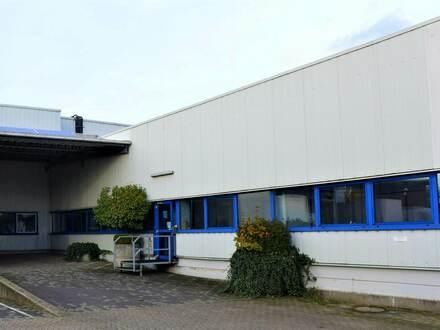 Produktions- und Lagerflächen