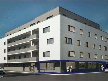 NB-PROJEKT P12: Barrierefreie Büro- & Praxisfläche zum KAUF in Lauflage Innenstadt v. Aschaffenburg!