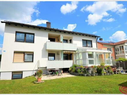 Garten, Balkon und Wintergarten - Diese Wohnung hat alles! +++ Robert Decker Immobilien +++