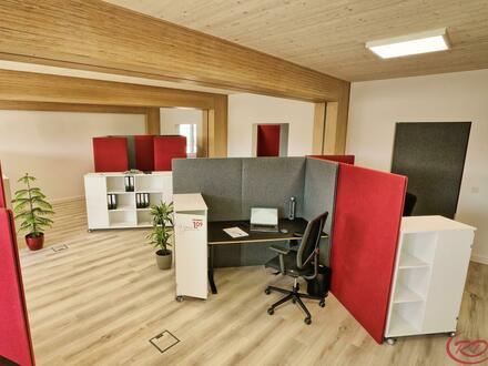 Ihr Büro am Timber Campus im Osten von München an der A94 und an der Bahn+++