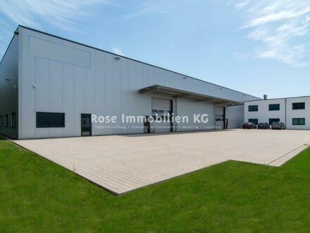 ROSE IMMOBILIEN KG: Lager-/Produktionshalle mit 8 t. Kranbahn in Minden