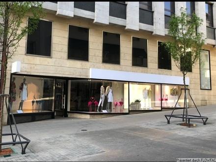 Einzelhandelsfläche in TOP - Lage