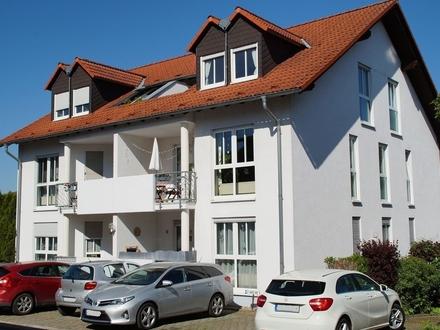 ImmobilienPunkt*** Schicke und moderne 2 ZKB-Dachstudiowohnung in Bestlage von Nierstein