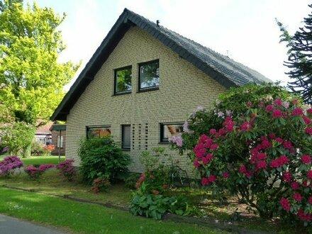 Schönes, großzügiges Einfamilienhaus am Rand von Westerstede!
