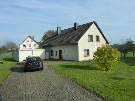 Wohnhaus mit Ausbaureserve in ländlicher Lage im Kalletal!