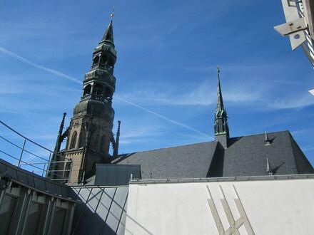 Zwickauer Innenstadt ~ Hauptmarkt ~ Terrasse und Balkon
