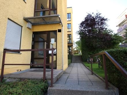 Gut geschnittene 2-Zimmer-Gartenwohnung in Passau-Grubweg