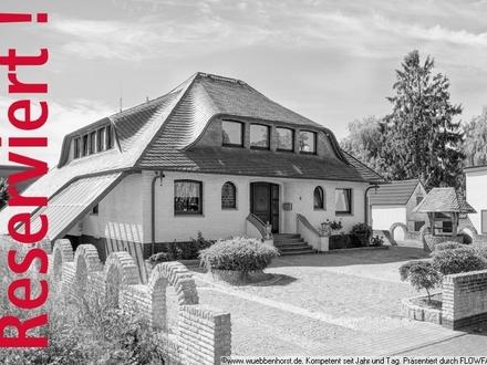 Rarität ! Villenartiges Einfamilienhaus in einer Sackgasse in Bürgerfelde