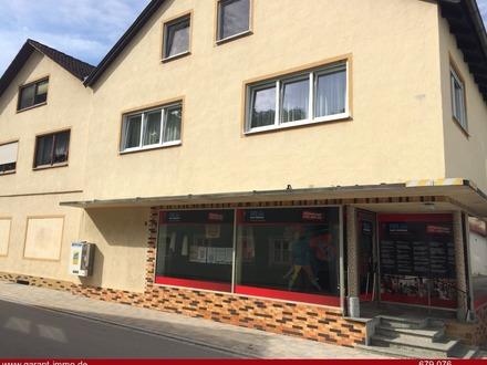 Voll vermietetes Mehrfamilienhaus mit einer Gewerbeeinheit in Mörnsheim zu verkaufen!