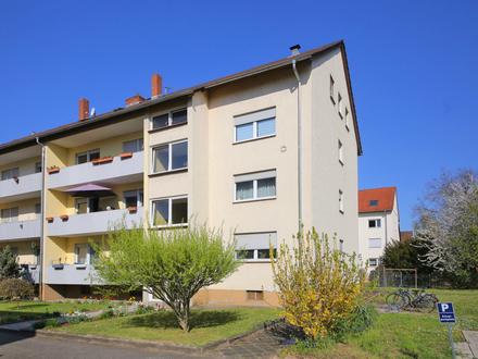 Vermietete 2-Zimmer-Dachgeschosswohnung in Schwetzingen