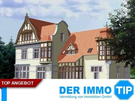 Erstbezug nach Sanierung +++ Rund 190 m² Büro/Praxis in exklusiver Villa