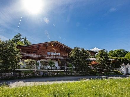 exklusive Landhausvilla mit Kaiserblick