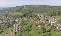 Föckelberg: Kleines Dorf unter dem Gipfel des Potzbergs