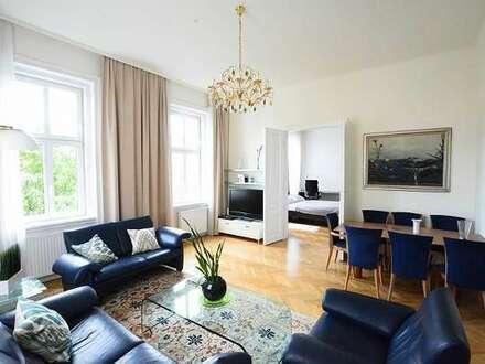 Luxus Apartment - voll möbliert / Türkenstraße